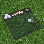 NFL - Los Angeles Chargers Golf Hitting Mat 20 x 17