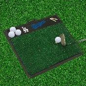 MLB - Los Angeles Dodgers Golf Hitting Mat 20 x 17