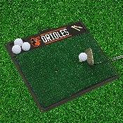 MLB - Baltimore Orioles Golf Hitting Mat 20 x 17