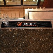 MLB - Baltimore Orioles Drink Mat 3.25x24