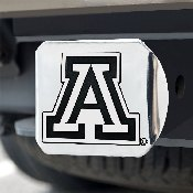 Arizona Chrome Hitch Cover 4 1/2x3 3/8