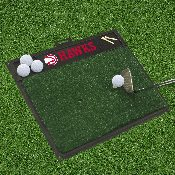 NBA - Atlanta Hawks Golf Hitting Mat 20 x 17