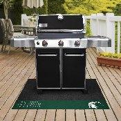 Michigan State Southern Style Grill Mat 26x42
