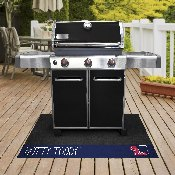 Ole Miss Southern Style Grill Mat 26x42