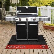 Texas Tech Southern Style Grill Mat 26x42
