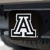 Arizona Black Hitch Cover 4 1/2x3 3/8