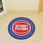 NBA - Detroit Pistons Mascot Mat