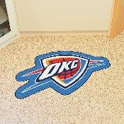 NBA - Oklahoma City Thunder Mascot Mat