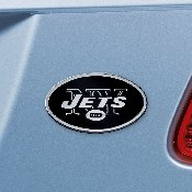 NFL - New York Jets Chrome Emblem 3
