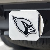 NFL - Arizona Cardinals Chrome Hitch - Chrome3.4