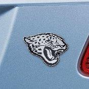 NFL - Jacksonville Jaguars Chrome Emblem 3