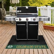 Colorado State Grill Mat 26x42
