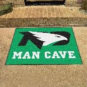 North Dakota Man Cave All-Star Mat 33.75x42.5