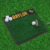 Baylor Golf Hitting Mat 20 x 17