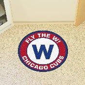 MLB - Chicago Cubs Roundel Mat 27 diameter