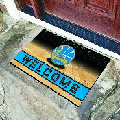 NBA - Golden State Warriors 18x30 Crumb RubberDoor Mat