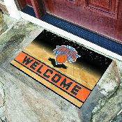 NBA - New York Knicks 18x30 Crumb RubberDoor Mat