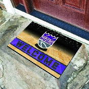 NBA - Sacramento Kings 18x30 Crumb RubberDoor Mat