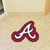MLB - Atlanta Braves Mascot Mat