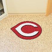 MLB - Cincinnati Reds Mascot Mat