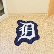 MLB - Detroit Tigers Mascot Mat