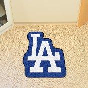 MLB - Los Angeles Dodgers Mascot Mat