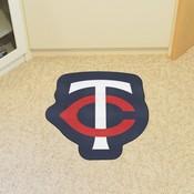 MLB - Minnesota Twins Mascot Mat
