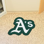 MLB - Oakland Athletics Mascot Mat