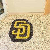 MLB - San Diego Padres Mascot Mat