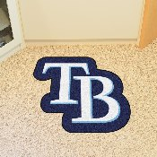 MLB - Tampa Bay Rays Mascot Mat