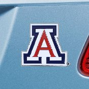 University of Arizona Color Emblem 3x3.2