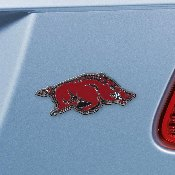 University of Arkansas Color Emblem 1.4x3.2