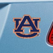 Auburn University Color Emblem 2.7x3.2