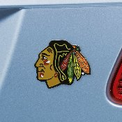 NHL - Chicago Blackhawks Color Emblem 2.7x3.2