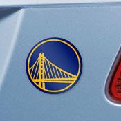 NBA - Golden State Warriors Color Emblem 2.7x3.2