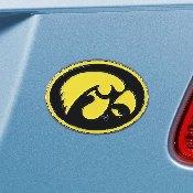 University of Iowa Color Emblem 2.1x3.2
