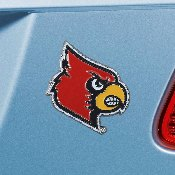 University of Louisville Color Emblem 2.9x3.2