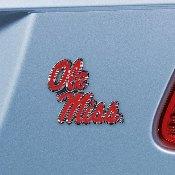 University of Mississippi (Ole Miss) Color Emblem 3x3.2