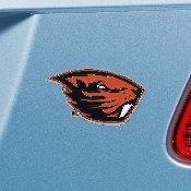 Oregon State University Color Emblem 3x3.2