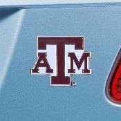 Texas A&M University Color Emblem 2.6x3.2