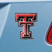 Texas Tech University Color Emblem 2.7x3.2