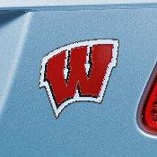 University of Wisconsin Color Emblem 3x3.2