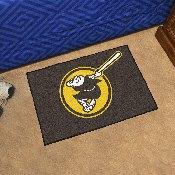 MLB - San Diego Padres Brown/Yellow Starter Rug 19x30