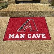 MLB - Arizona Diamondbacks Man Cave All-Star Mat 33.75x42.5