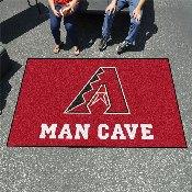 MLB - Arizona Diamondbacks Man Cave UltiMat 5'x8' Rug