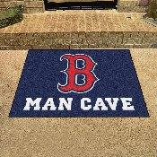 MLB - Boston Red Sox Man Cave All-Star Mat 33.75x42.5