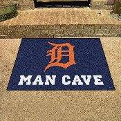 MLB - Detroit Tigers Man Cave All-Star Mat 33.75x42.5