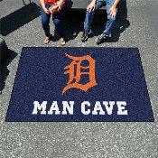 MLB - Detroit Tigers Man Cave UltiMat 5'x8' Rug