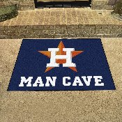 MLB - Houston Astros Man Cave All-Star Mat 33.75x42.5