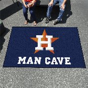 MLB - Houston Astros Man Cave UltiMat 5'x8' Rug